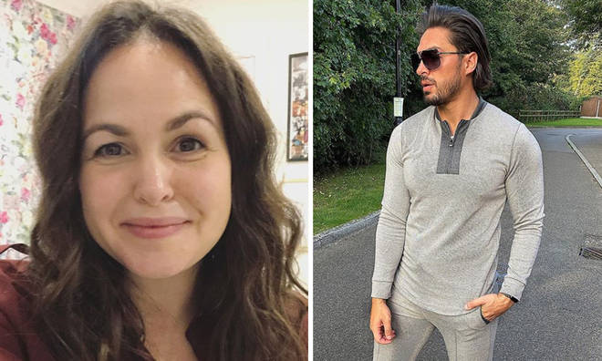 Giovanna Fletcher has a famous brother in the form of a TOWIE star
