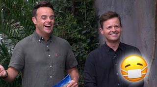 Ant and Dec have formed their own social bubble throughout I'm A Celeb