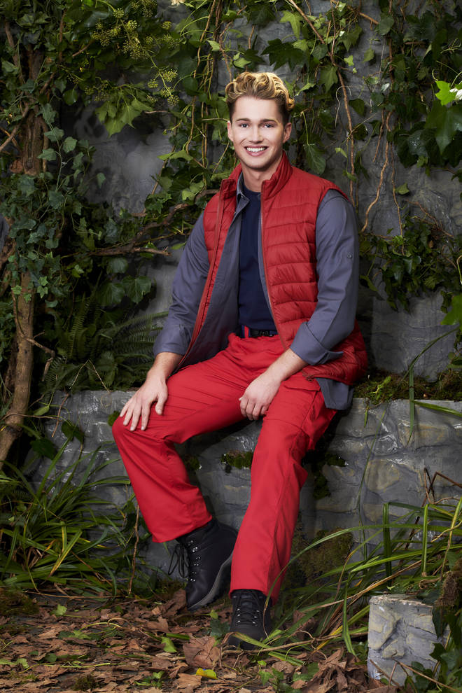 AJ Pritchard tested positive for Covid-19 a couple of weeks before i'm A Celeb's start date