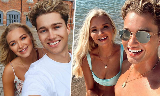 Inside AJ Pritchard's relationship with dancer Abbie Quinnen
