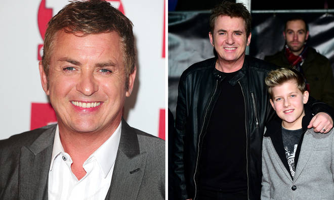I'm A Celebrity star Shane Richie will be missing his wife and children inside the Welsh castle
