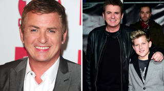 Shane Richie's wife and children revealed.