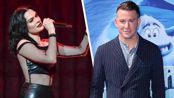 Reports suggest that Jessie J and Channing Tatum are a couple