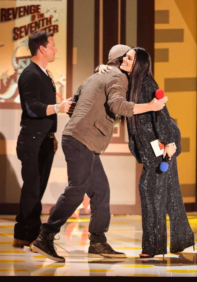 Jessie J presented Channing Tatum with an award back in 2015