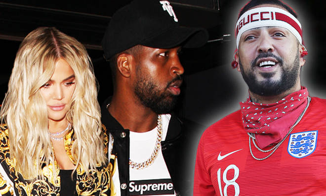Khloé Kardashian allegedly cheats on Tristan Thompson with French Montana
