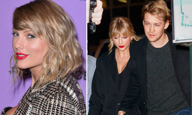 Taylor Swift Says Lyrics To Peace Are About Boyfriend Joe Alwyn And How They Capital