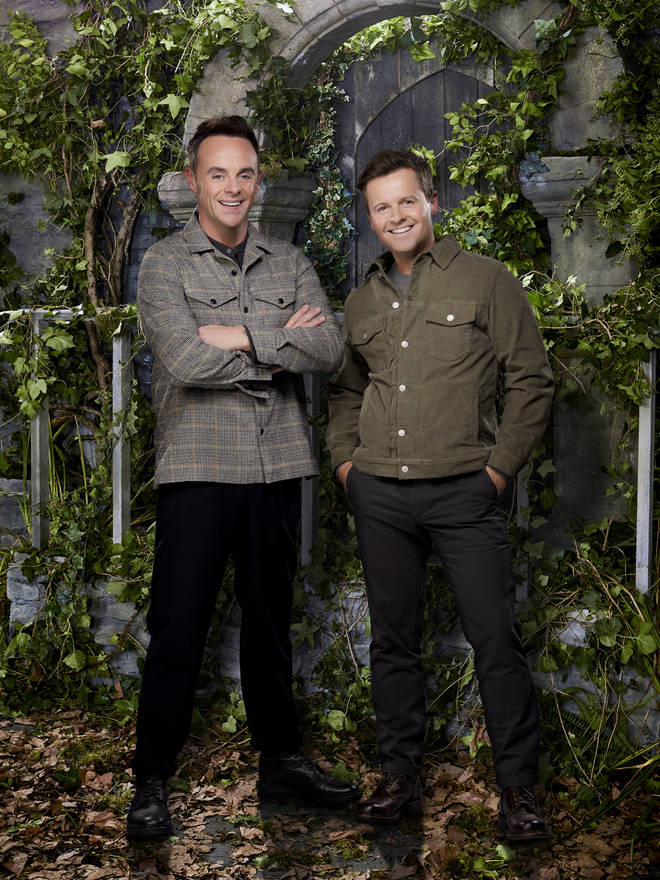 Ant and Dec are back on our screens for I'm A Celeb