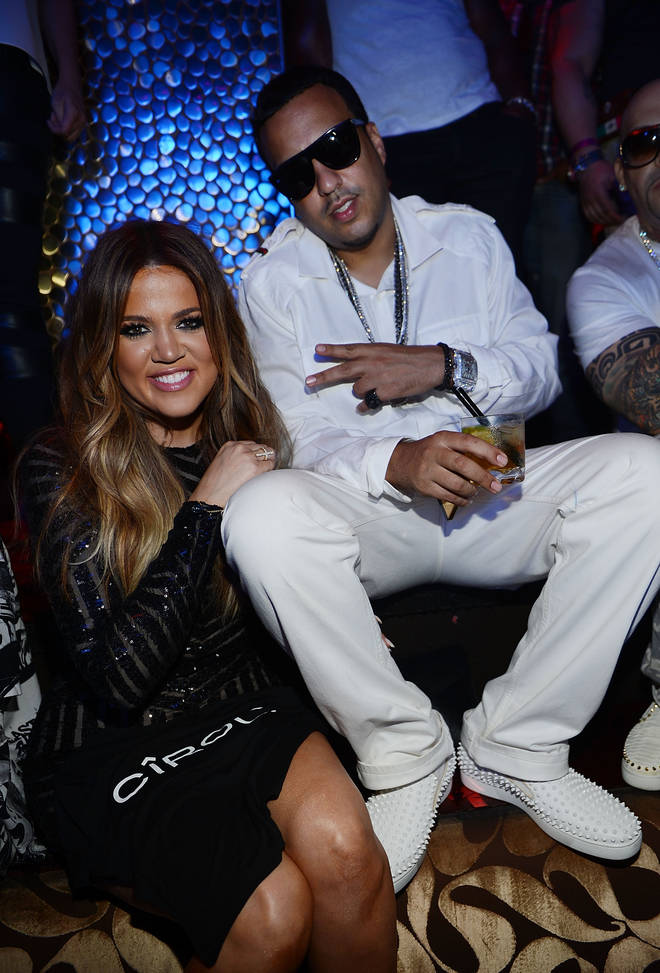 Khloe Kardashian dated French Montana In 2013 and 2014 after split from Lamar Odom
