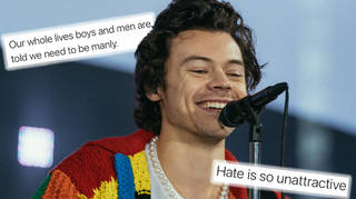 Celebrities defend Harry Styles's Vogue cover