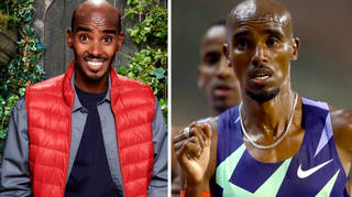 Mo Farah ate rabbit on 'I'm A Celeb' and everyone assumed he was vegetarian