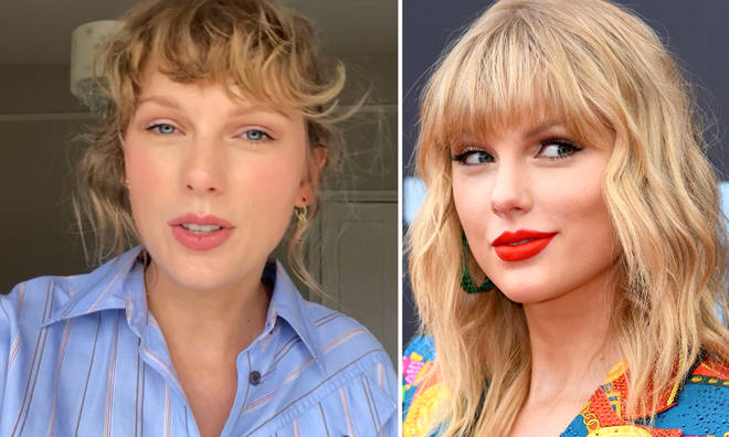 Taylor Swift's middle name has been revealed.