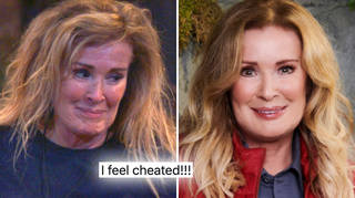 Beverley Callard left fans feeling 'cheated' when she failed to reveal she was vegan before the eating trial.