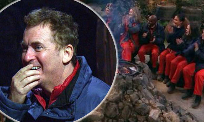 'I'm A Celeb' viewers notice Shane Richie talking in 'code'