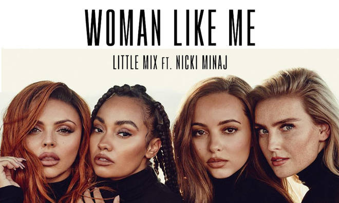 Little Mix's 'Woman Like Me' will feature on their fifth studio album