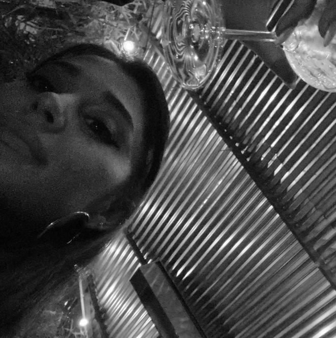 Ariana is a huge fan of Mariah Carey.