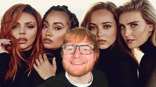 Little Mix's 'Woman Like You' was written by Ed Sheeran and Jess Glynne