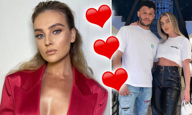 Perrie Edwards wants boyfriend Alex Oxlade-Chamberlain to propose.