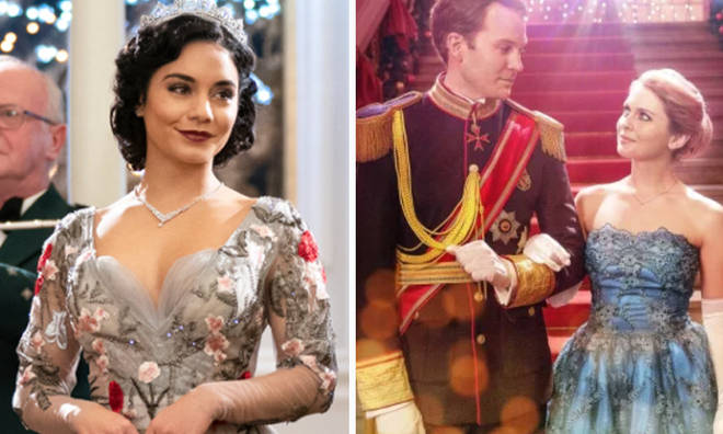 'The Princess Switch' & 'A Christmas Prince' just got a crossover
