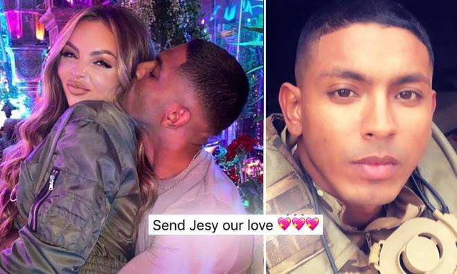Jesy Nelson's Little Mix fans have flooded Sean Sagar's Instagram.