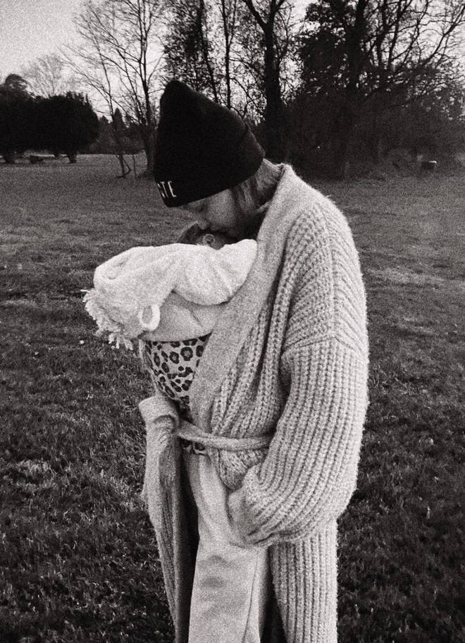 Gigi Hadid and Zayn Malik welcomed their first baby together in September.