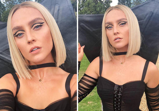 Perrie Edwards is looking fire!