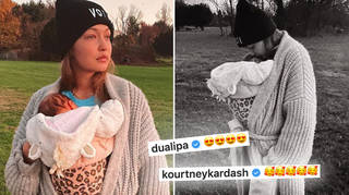 Gigi Hadid and Zayn Malik are loving life with their new baby girl.