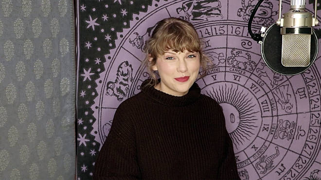 Taylor Swift is back at the location where she recorded her old music