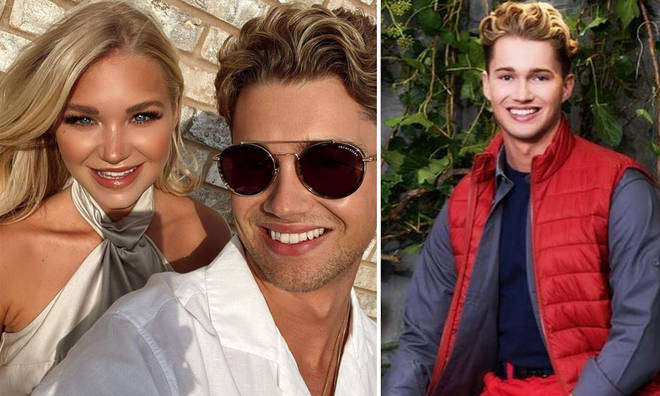 AJ Pritchard has been in a relationship with girlfriend Abbie Quinnen for over a year.