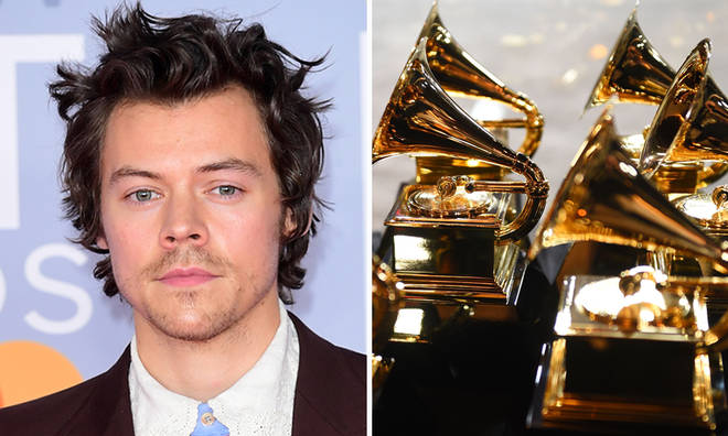Harry Styles GRAMMY nominations 2021