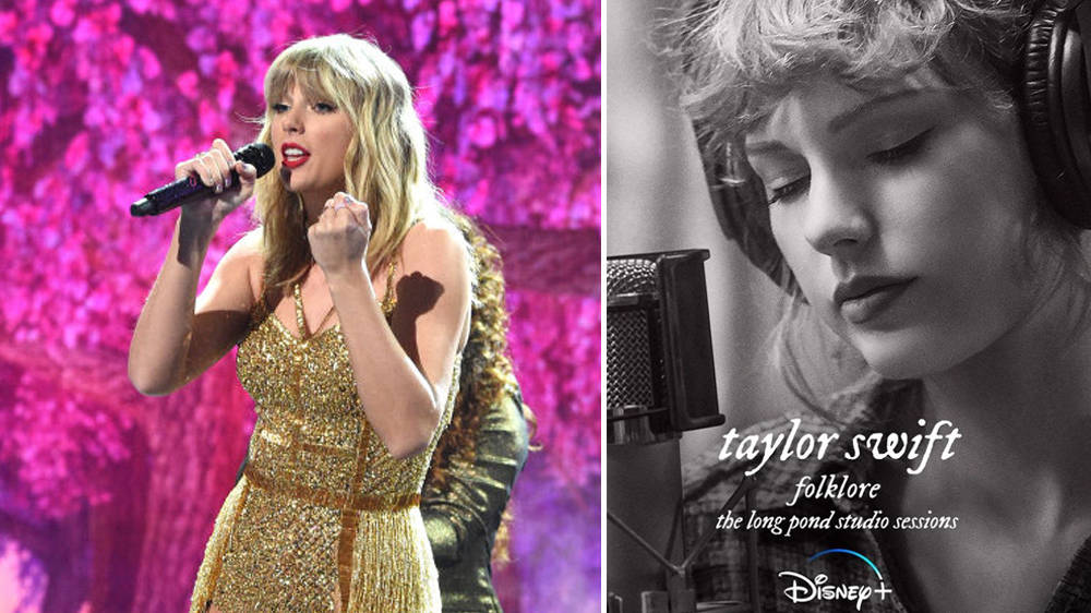 Taylor Swift Announces Surprise Folklore Concert On Disney Plus Capital