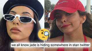 Jaded Thirlwall's fans are convinced she's 'hiding somewhere in Stan Twitter'.