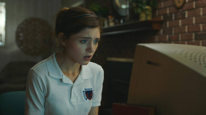 Fans are loving Natalie Dyer as Alice in Yes, God, Yes
