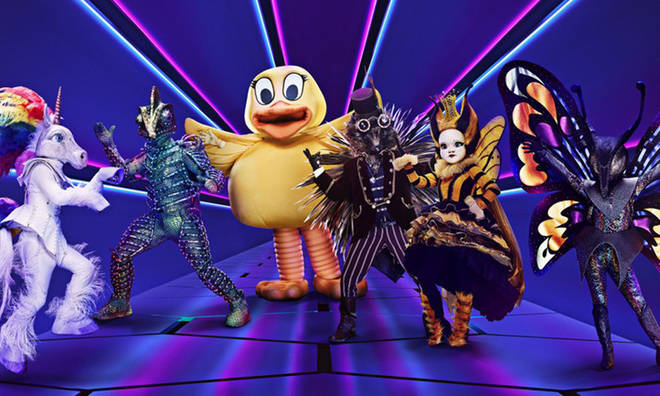 The Masked Singer 2 has confirmed start date and it looks wild