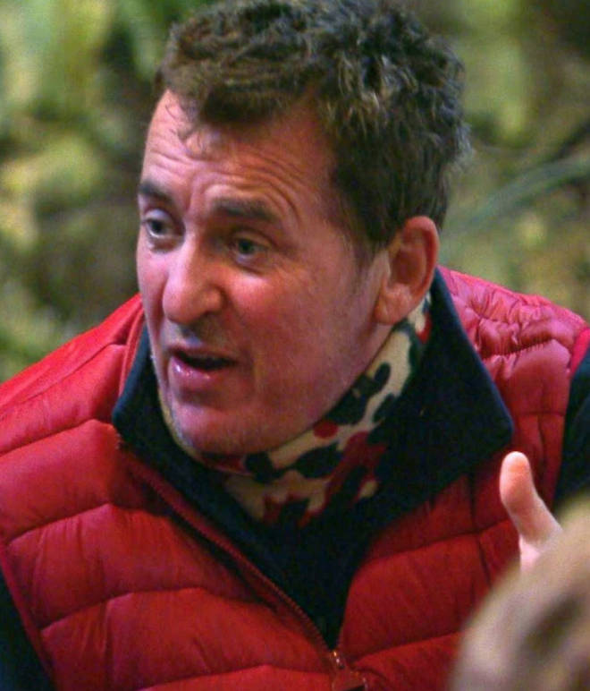 Shane Richie has been branded 'b****y' by I'm A Celebrity viewers.