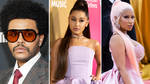 The Weeknd calls out the GRAMMYs along with Nicki Minaj
