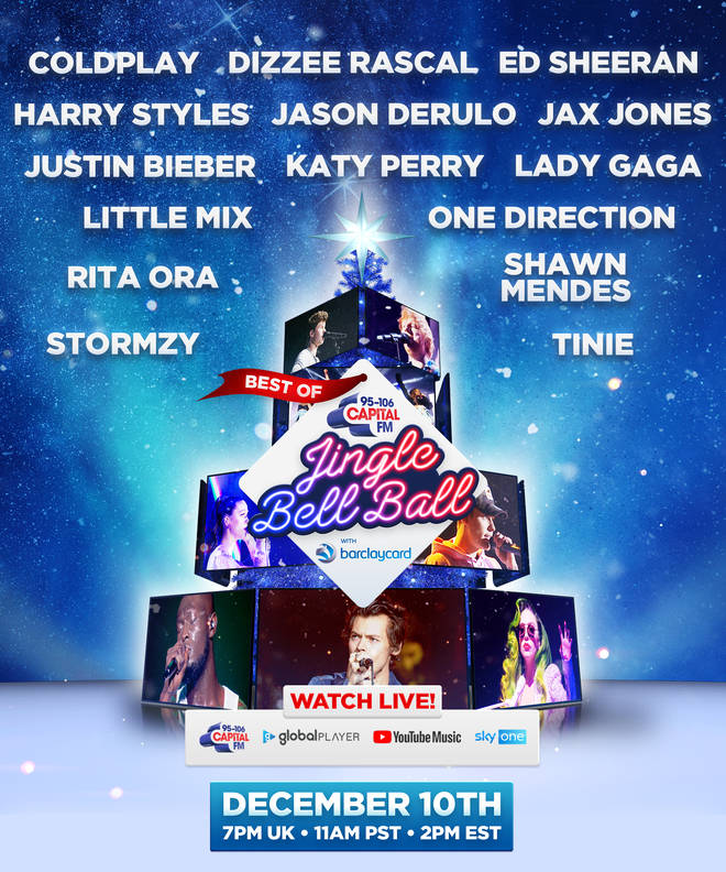 The Best Of Capital's Jingle Bell Ball with Barclaycard