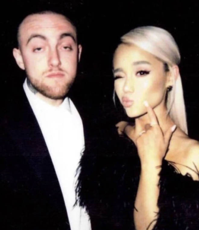 Ariana Grande's 'Postions' and Mac Miller's 'Crickets' are secretly linked.