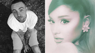 Ariana Grande's 'Positions' is secretly linked to Mac Miller's song 'Crickets'.