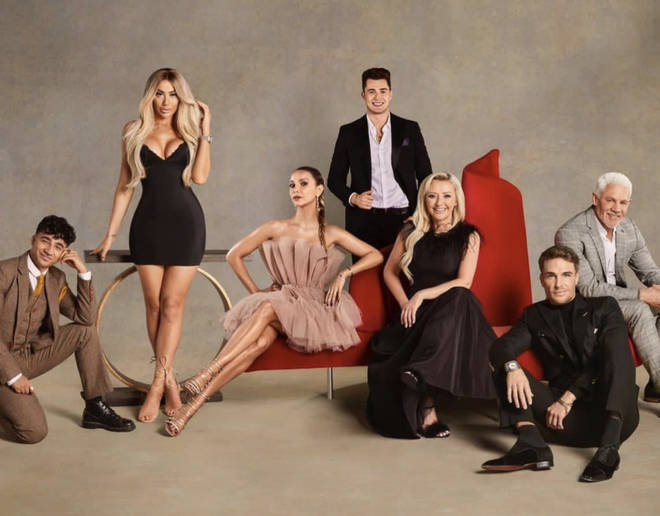 Celebs Go Dating recruits Curtis Pritchard and Chloe Ferry