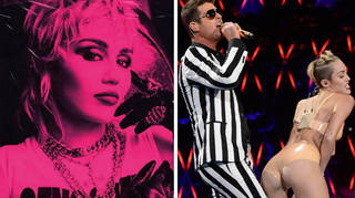 Miley Cyrus addresses past controversies on 'G-String'
