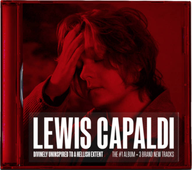 'Divinely Uninspired To A Hellish Extent' is Lewis Capaldi's debut album