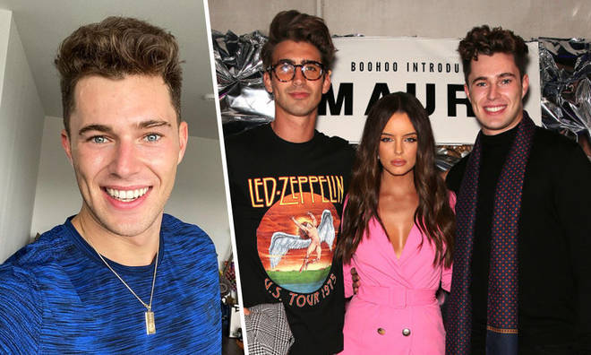Curtis Pritchard says he feels 'betrayed' by ex Maura Higgins and Chris Taylor