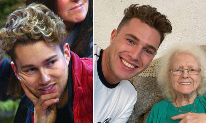 AJ Pritchard won't find out his grandmother has died until leaving 'I'm A Celebrity'