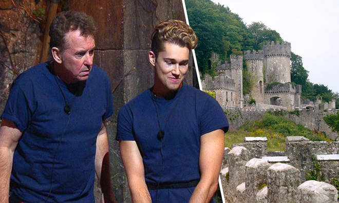 I'm A Celebrity viewers are wondering whether the celebs have central heating in the castle