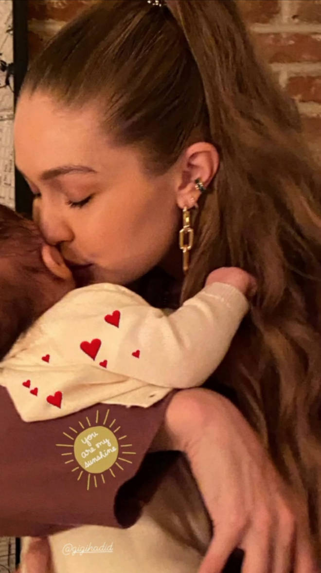 Gigi Hadid and Zayn Malik welcomed their baby girl in September