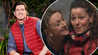 I'm A Celebrity: Vernon Kay and Ruthie Henshall came to blows