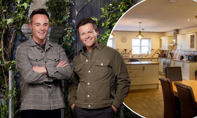 Ant and Dec are staying in a £1000 per week cottage