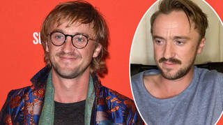 Tom Felton welled up watching Harry Potter and the Philosopher's Stone