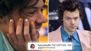 Harry Styles throws shade at Vogue critics with sassy Instagram