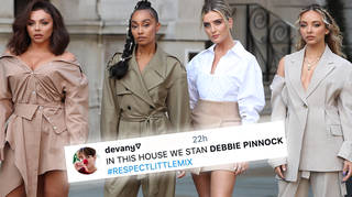 Little Mix defended by Leigh-Anne Pinnock's mum